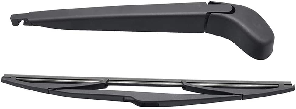 LEEXOWC 14inch Car Shipping included Rear Windshield Wiper Arm and Blade It is very popular Set