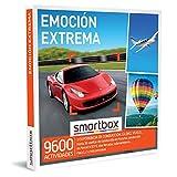 Smartbox - Caja Regalo para Hombres - Emoción Extrema - Caja Regalo para Hombres - 1 Experiencia de conducción o Aventura para 1, 2 o más Personas