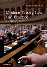 Modern Treaty Law and Practice