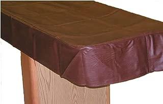 Championship 12' Shuffleboard Table Cover - Brown