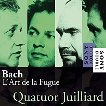 Bach:  The Art of the Fugue, BWV 1080