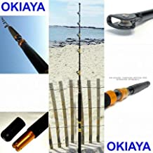OKIAYA COMPOSIT 30-50LB The Slayer Saltwater Big Game Roller Rod