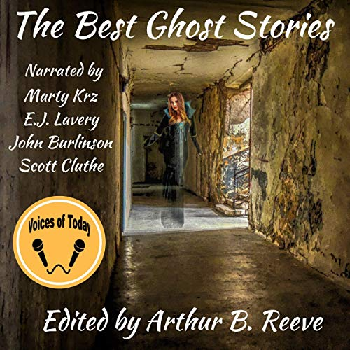 The Best Ghost Stories cover art
