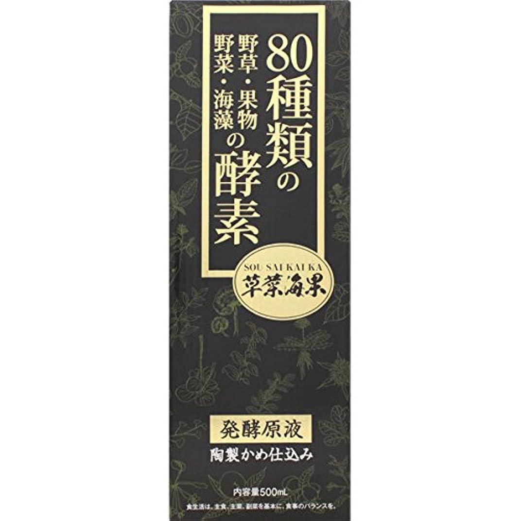 スリム領域賄賂大木製薬 野草酵素 草菜海果 500mL