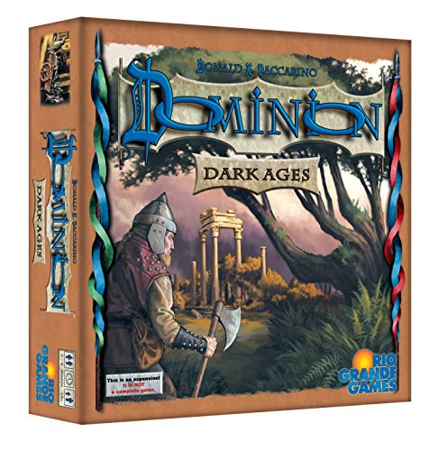 Rio Grande Games Dominion Dark Ages Expansion Brown