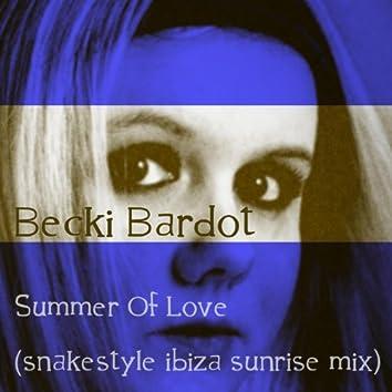 Summer of Love (Snakestyle Ibiza Sunrise Mix)