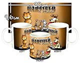 MasTazas Garfield Y Amigos Garfield and Friends Tasse Mug