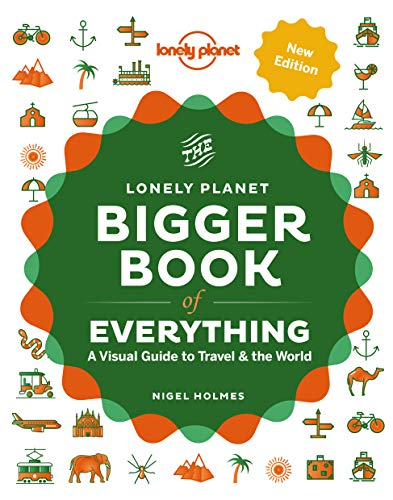 The Bigger Book of Everything (Lonely Planet) (English Edition)