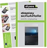dipos I 2X Schutzfolie matt kompatibel mit Samsung Galaxy Tab Pro S (12 Zoll) Folie Bildschirmschutzfolie