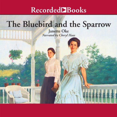 The Bluebird and the Sparrow audiobook cover art