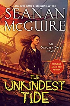 The Unkindest Tide by Seanan McGuire science fiction and fantasy book and audiobook reviews
