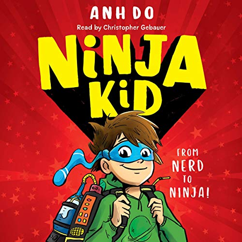 Ninja Kid cover art