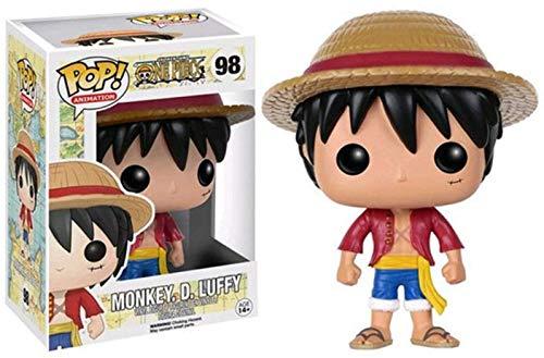 CCKK Funko Pop! Modello Anime One Piece Rufy/Chopper/Ace