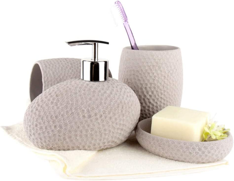 YHYH soap Dispenser Discount is also underway Resin Se Accessories Soap Bathroom Max 80% OFF