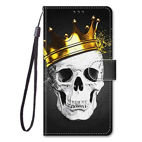 For Lenovo Vibe S1 Case PU Leather Protection Cute Painted Card Slots Wallet Flip Cover (a22)