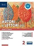 Autori e lettori più. Con Quaderno. Per la Scuola media. Con ebook. Con espansione online. Con DVD-ROM: 2