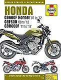 Honda CB600 Hornet, CBF600 & CBR600F (07 - 12) (Haynes Powersport)