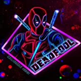 Deadpool: 2021-2022 OFFICIAL Calendar, 18 Months from 1 Jun 2021 to 31 Dec 2022 with glossy paper