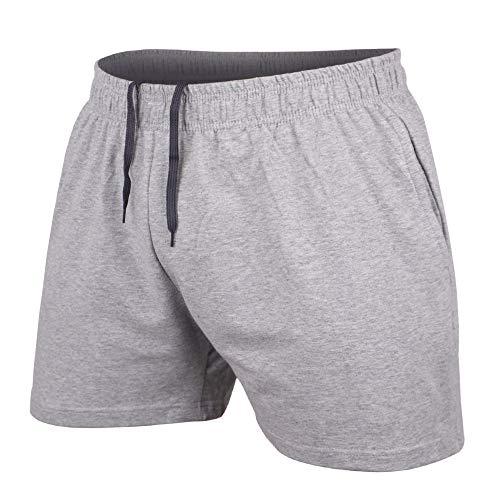 JEEING GEAR Men's Bodybuilding Workout Gym Shorts 5