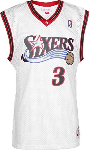 Mitchell & Ness Philadelphia 76ers Allen Iverson Camiseta sin mangas black