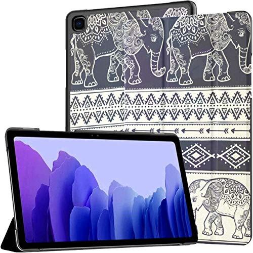 Gráfico Animal Elephant Galaxy Tab A Funda Galaxy Tab A7 10,4 Pulgadas Funda para Tableta Galaxy Tab A7 10.4 2020 Funda con activación automática/Reposo Samsung Galaxy Funda para Tableta G