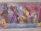 Mattel Disney Tangled Rapunzel Happily Ever After Playset by Mattel