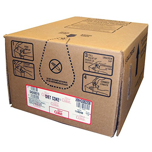 Diet Coke Bag-In-Box Fountain Syrup (5 gal.)
