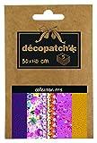 Decopatch Déco Pocket n°5-Funda para Tablet