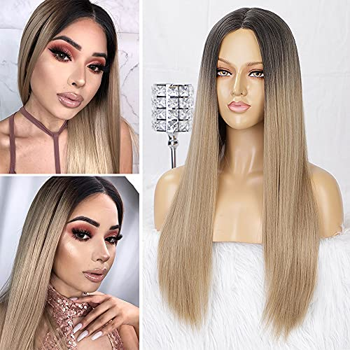 $2.50 Long Ombre Blonde Wig Use promo code: 75TVEP7F There is no quantity limit