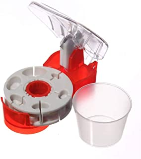 Perfect Pill Cutter by LIBERTY Assistive - Pill Splitters for Small or Large Pills with Self-Retracting Blade - Cuts up to...