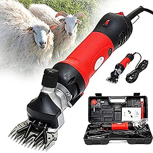 CFLDSG Cizallas de ovejas, cortadores de animales de servicio pesado, tijeras de...