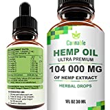Best for Arthritis: Cannable Hemp Oil Review