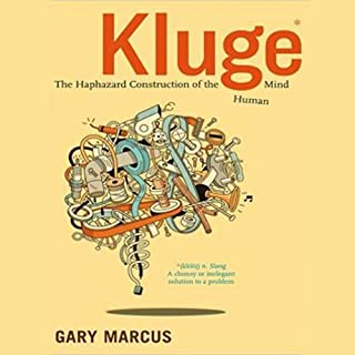 Kluge audiobook cover art