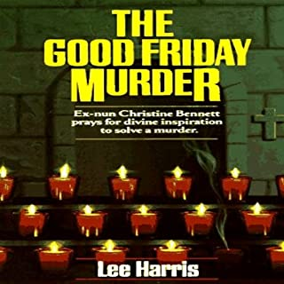 The Good Friday Murder audiobook cover art