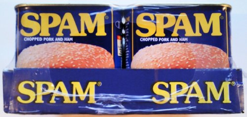Spam Chopped Pork & Ham - 6 x 340 g