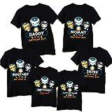 Personalized Octonauts Birthday Matching Party T Shirt, Personalized Octonauts Birthday T Shirt,...