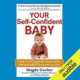 Your Self-Confident Baby audiobook cover art