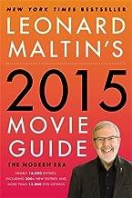 Leonard Maltin's 2015 Movie Guide: The Modern Era (Leonard Maltin's Movie Guide)