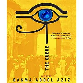 The Queue audiobook cover art