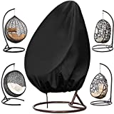 Funda de sillón colgante para sofá, funda de protección para huevos, silla resistente al agua y al polvo, protección UV y polvo, 115 x 190 cm