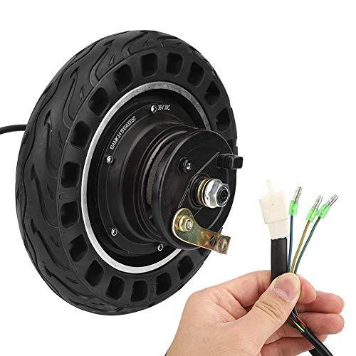 Suchinm Neumático de Scooter eléctrico Seguro y Firme con Motor de Cubo...