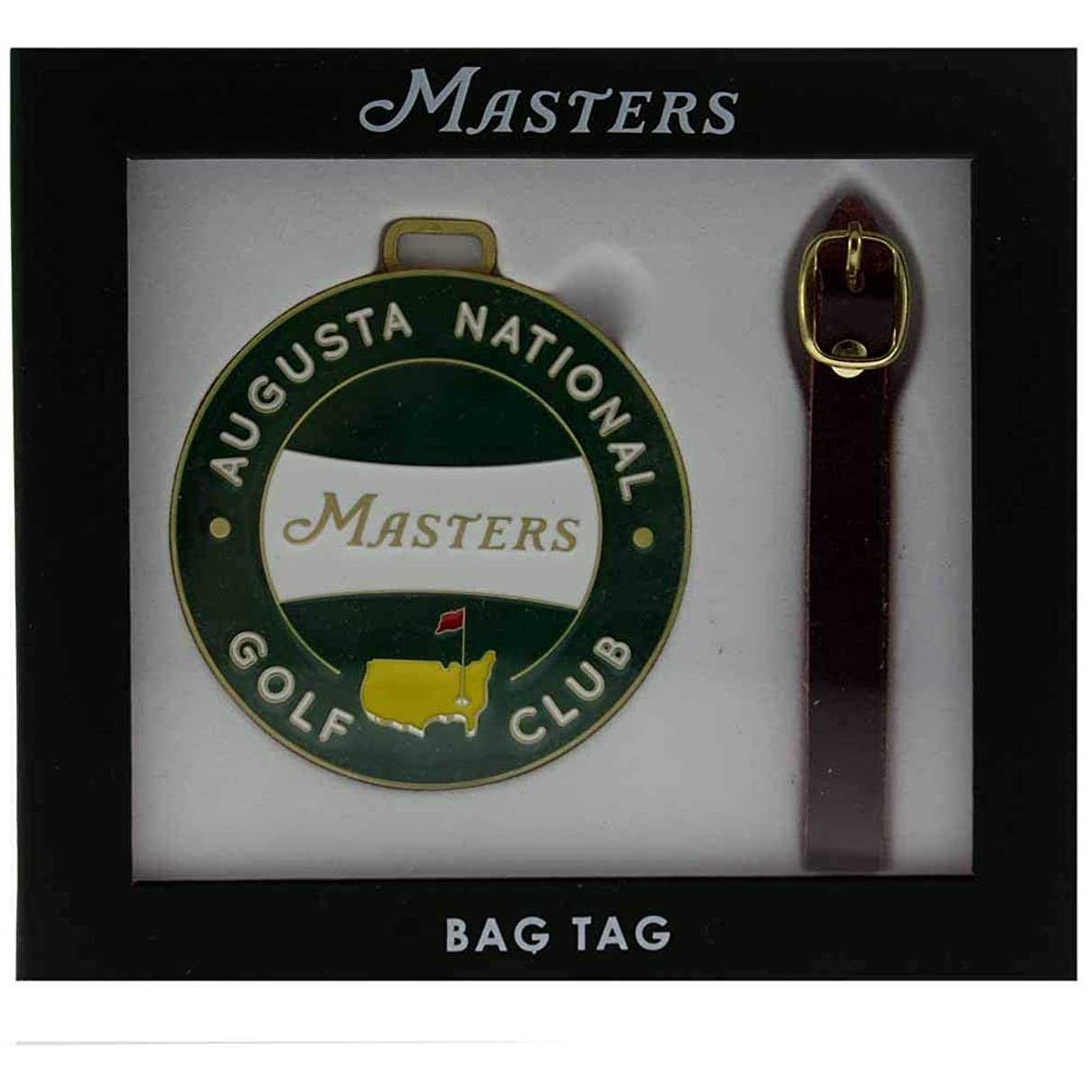 Official Masters Golf Tournament Bag Tag