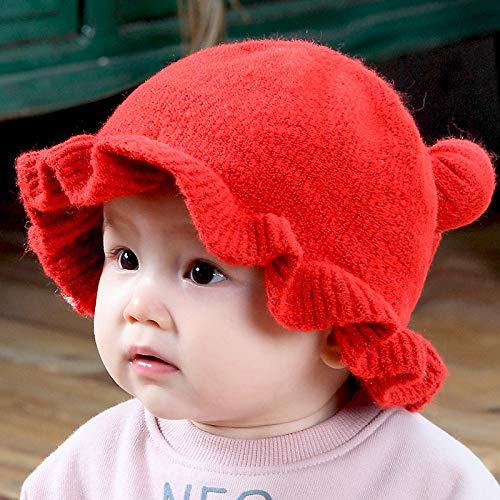 geiqianjiumai Nieuwe kinder hoed oordopjes hoed koud warm uit caps gebreide hoed wol hoed