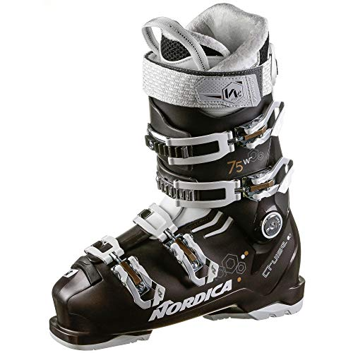 Nordica Damen THE CRUISE 75 W Skischuhe schwarz 24.5