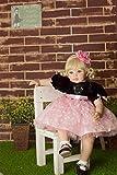 ZIYIUI Réaliste 24''/60cm Poupée Reborn Bébé Vinyle de Silicone Souple Simulation Reborn Toddler Jouet magnétique Réalité Bebe Reborn Fille Cadeau de Noël