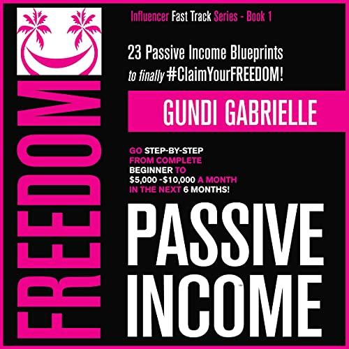 Passive Income Freedom cover art