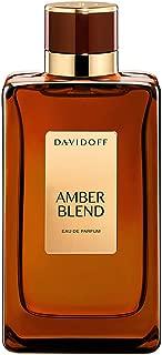Davidoff Perfume  - Davidoff Amber Blend for Unisex - Eau de Parfum, 100 ml