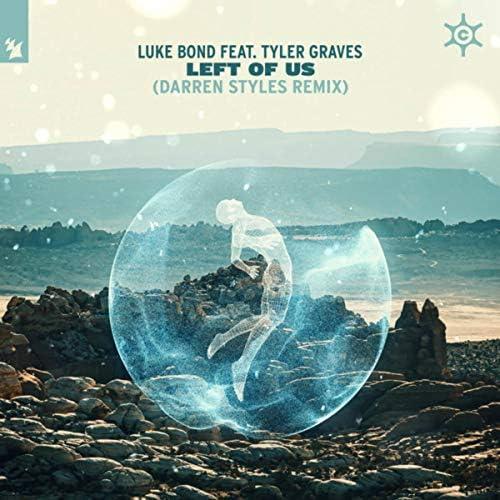 Luke Bond, Tyler Graves & Darren Styles