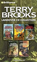 Terry Brooks Landover CD Collection: Magic Kingdom for Sale-Sold!, The Black Unicorn, Wizard at Large, The Tangle Box, Wit...