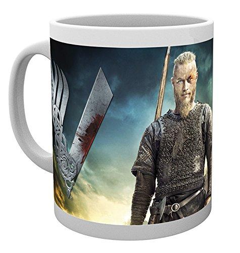 "GB Eye ""Viking, Viking Becher, Mehrfarbig"